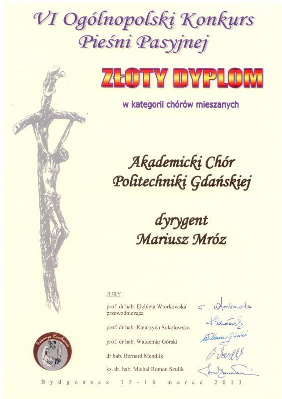Złoty Dyplom